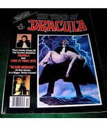 The Tomb Of Dracula No. 1 Magazine