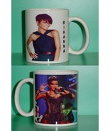 Rihanna 2 Photo Designer Collectible Mug - $14.95