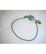 Avon Be Green Bracelet  - $4.99