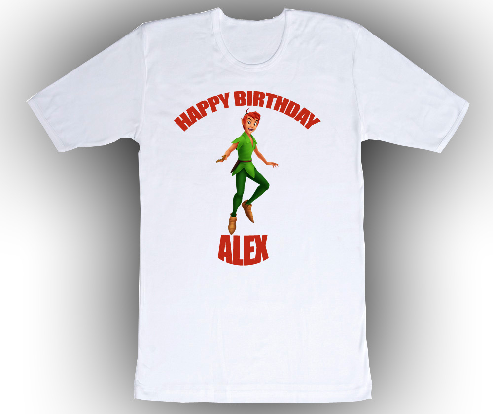Peter for Custom t shirts personalized gifts