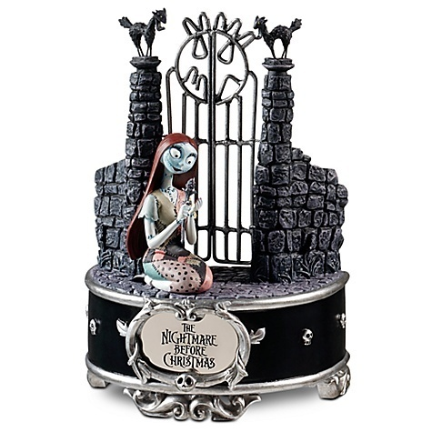 Sally Nightmare Before Christmas Music Box - Other