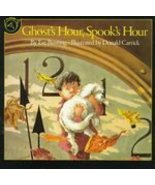 *Ghost's Hour Spook's Hour E. Bunting night boy HC - $6.80