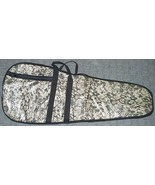 Electric Guitar Deluxe Padded Gig Bag Snake Skin NEW