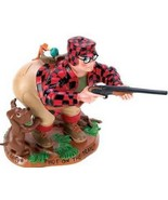 Bootys Hot On The Trail Hunter Figurine - $13.95