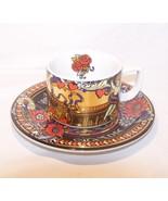 Bopla Magic Mug Cup Saucer Switzerland Porcelain Dishwasher Ovenproof - $19.99
