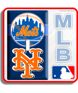 NEW YORK METS NY BASEBALL MLB SINGLE LIGHT SWITCH PLATE