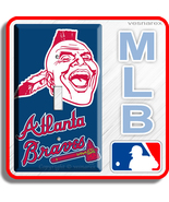 ATLANTA BRAVES MLB  BASEBALL SINGLE LIGHT SWITCH PLATE