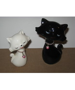 Vintage Cat Figurine Set Wayzata MN Japan