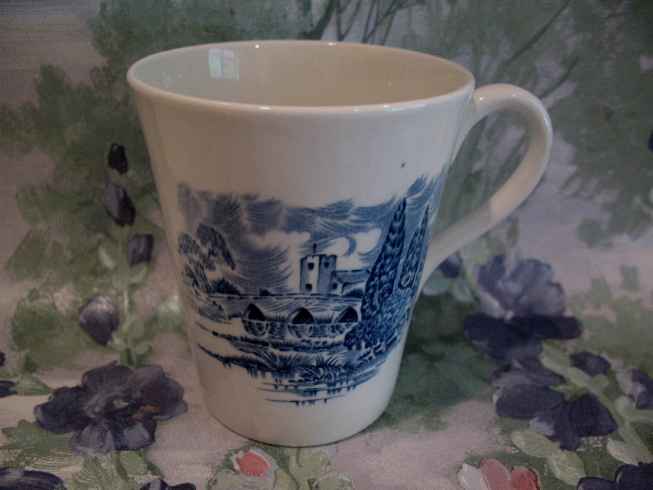 Countryside Enoch Wedgwood Coffee Mug Tea Cup Vintage