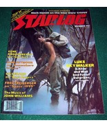 Starlog Magazine Number 40 Luke Skywalker