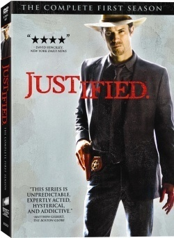 Justified: The Complete First Season DVD NEW 1 Timothy Olyphant