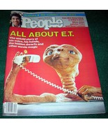 People Weekly Magazine Aug 23 1982 All About ET