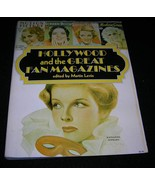 Hollywood and the Great Fan Magazines Book