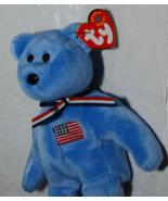 AMERICA Ty Beanie Baby - $4.00