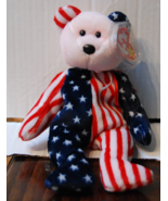 TY Spangle Patriotic Beanie Baby - $4.00