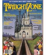 Twilight Zone Magazine Rod Serling March 1982 - $6.00