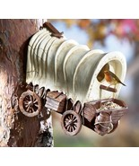 Covered Wagon Outdoor Birdhouse - $21.95