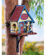 Novelty Puppy Pet Shop Design Resin Birdhouse - $18.95