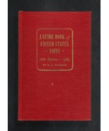 A Guide Book of United States Coins, Hardcover ... - $3.25
