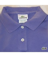Lacoste Girls Polo Shirt Size Small  { 34 }  - $8.95