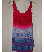 Delias Theresa Crochet Tunic Top Juniors XS NWT - $15.00