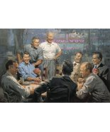 Grand Ol' Gang by Andy Thomas 8 Past Republican... - $60.00