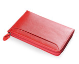 Leather Envelope case for both iPad and Macbook air 11 Red - Wasco
