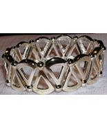 Silvertone Expandable Fashion Bracelet (price reduced!)