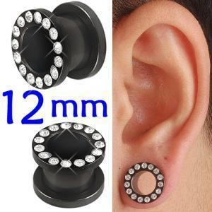 ear tunnels 12mm body piercing stretcher kit bulk BBCL