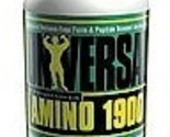 Buy Nutrition - Universal Nutrition Amino 1900, 325 Tablets