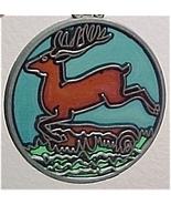 John Deere Sun Catcher Deer JD 1984 Christmas O... - $64.95