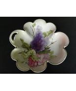 Candy Dish Bavarian, Rosenthale Hand Painted Vi... - $30.00