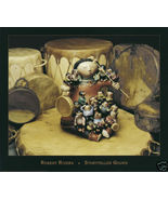 Storyteller Gourd by Robert Rivera Native American - $38.00