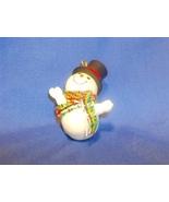 1981 Hallmark Jolly Snowman Little Trimmer Orna... - $8.00