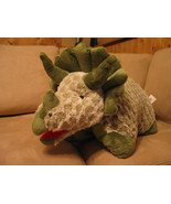 My Pillow Pets Green Triceratops (Large) 18