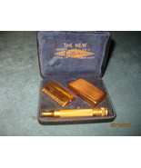 Vintage The New Gillette Gold Razor - $65.00