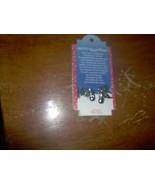 Set of 2 Sivlertone Snowmen Pin Buddies  - $4.99