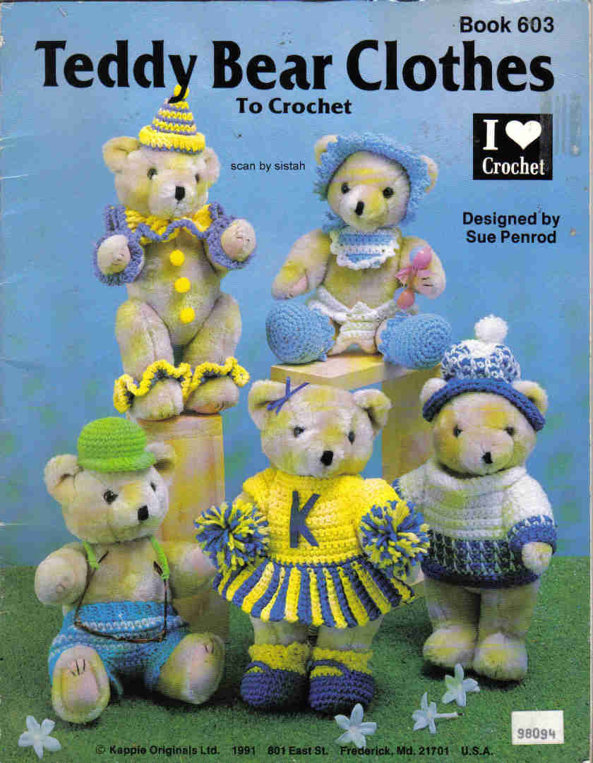 Dolls, Teddy Bears and Cuddly Toy Patterns - Sew Essential