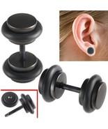 Fake Cheater Ear Plugs Rings Earrings 16g Look ... - $6.99