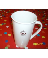 Starbucks Venti Tall 20 Oz.Ceramic Coffee Mug  New - $24.50