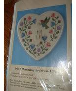 CREATIVE CIRCLE HUMMINGBIRD SWITCH PLATE KIT - $12.95
