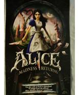 Alice Madness Returns, xbox 360 PS3 PC soundtra... - $8.99