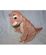 Land Before Time Little Foot Long Neck Dinosaur Plush Toy - $9.99