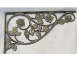 "Buy Brackets - 18.25"" Rose Victorian Cast Shelf Bracket Corbel"