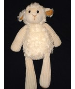 Scentsy Buddy Lenny the Lamby Lamb Plush Stuffed Animal with Scent Pak Pack