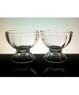 Glass Ice Cream Sundae Bowls Dessert Libbey  51... - $9.99