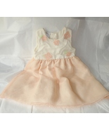 Perfectly Dressed  Girls Dress Size 4 New wots - $19.95