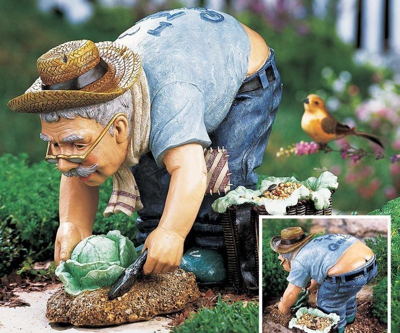Grandpa Gardner For Your Garden