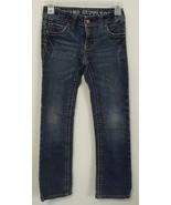 Girls Mossimo Supply Co Denim Blue Boot Cut Jea... - $6.00