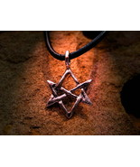 HAUNTED SPELL CAST SEAL OF SOLOMON MAGICK PENDANT RING - $73.10